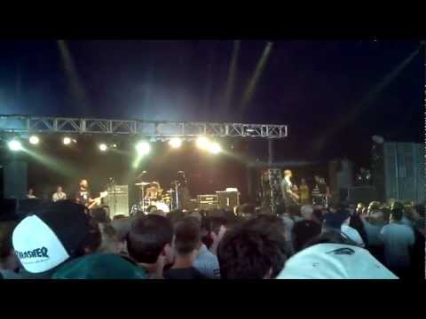 Trash Talk - Opening Live @ Reading Festival 2012