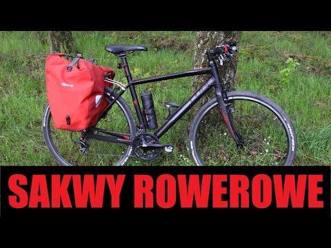 Sakwy Rowerowe - Jakie Kupić? // Rowerowe Porady