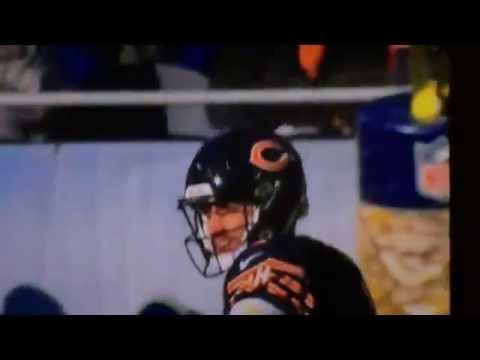Danny Trevathan picks off Jay Cutler