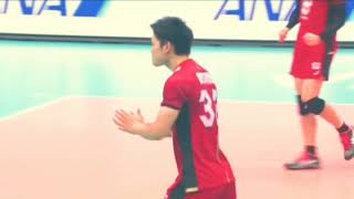 YUJI NISHIDA FUTURE JAPAN VOLLEYBALL BEST SPIKE