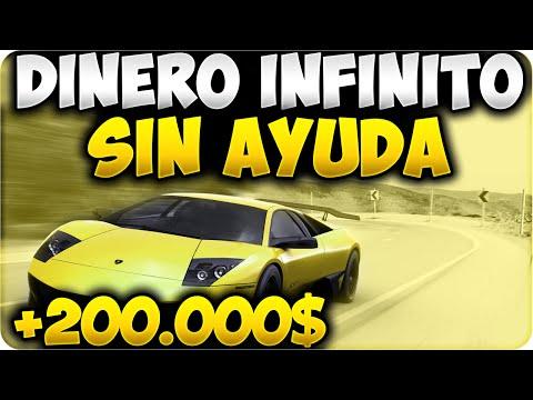 GTA 5 ONLINE 1.17 - NUEVO TRUCO DINERO INFINITO +200.000$ SIN AYUDA DINERO SIN AYUDA - GTA V 1.17