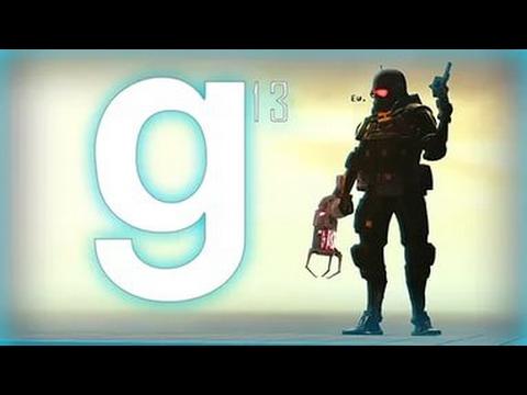Garry's Mod скачать торрент игру на PC