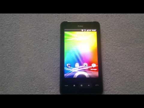 HTC HD MINI ANDROID