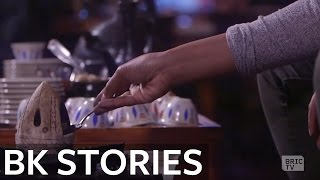 Ethiopian Coffee Traditions at Bunna Cafe in Bushwick | BK Stories