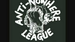 Watch Antinowhere League So What video