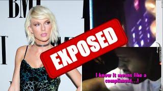 Taylor Swift EXPOSED By Kim Kardashian On Snapchat! Taylor Responds