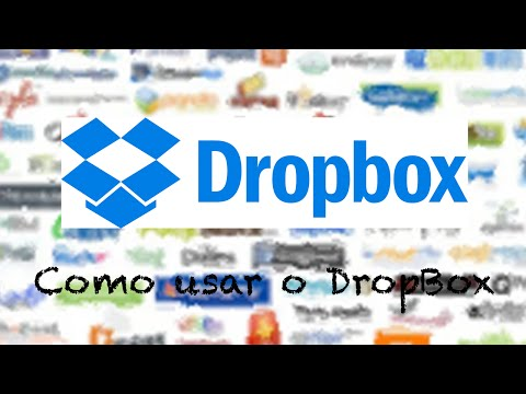 Como usar o DropBox 2015