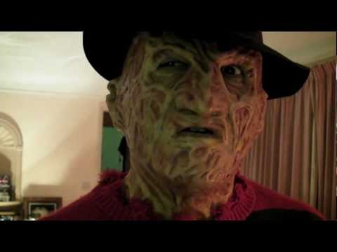 Freddy Part 4 Silicone Mask Unboxing