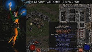 Diablo 2: Attempting To Craft A Perfect Call To Arms