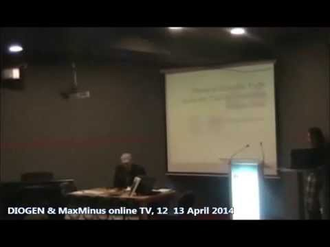 Prof. Dr Ismet Dizdarević, Ist Symposium-Culture of remembrance,12-13 April 2014