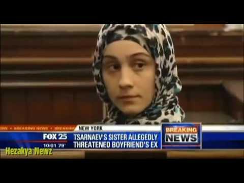 Sister Of Boston Marathon Bombers ARRESTED For BOMB THREATS!!