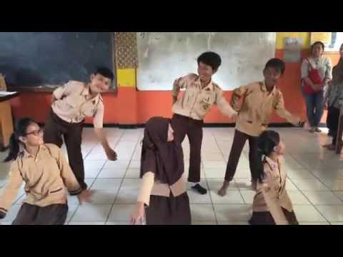 tokecang afif's dance