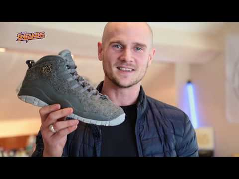 The Sneakers Episode 10 avec Thierry Moreau et Nicolas Gob