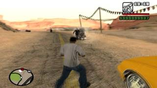 GTA San Andreas Overdose Effects 1.4 Mod