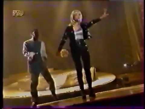 Ди Бронкс и Натали   Энергия любви РТР 1 06  1996