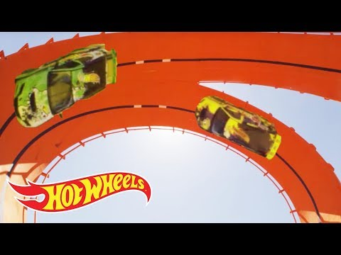 Hot Wheels World Record: Double Loop Dare at the 2012 X Games Los Angeles