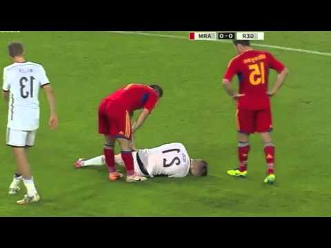 I don't wanna do anything but cry... || Marco Reus Injury