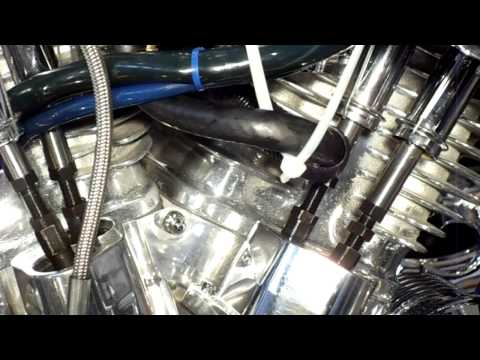 How To Adjust Pushrods On S&S 117