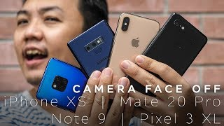 Which is the BEST CAMERA Smartphone of 2018?