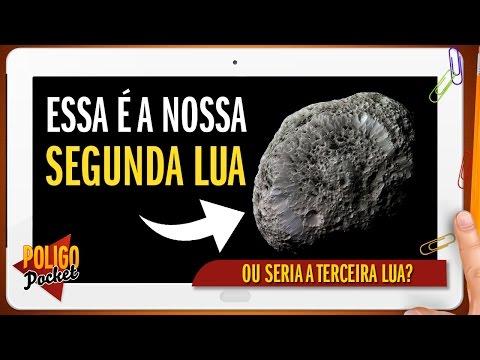 NASA Descobre Segunda Lua Orbitando a Terra ( Ou seria Terceira Lua?) | PoligoPocket