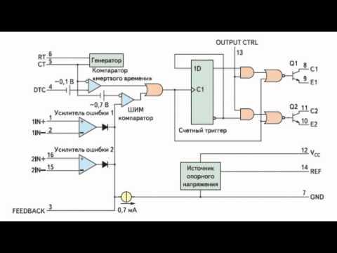 Схемотехника - Металлоискатель
