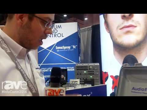 InfoComm 2016: AudioPressBox Intros APB-416 C Portable Press Box