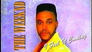 The Weeknd I Feel It Coming Ft Daft Punk 80s Remix