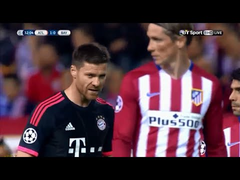 Xabi Alonso vs Atletico Madrid Away (27-04-2016) by ENcomps