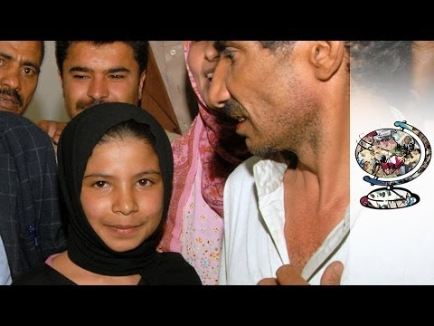 The Youngest Bride: Yemen's child marriage scandal
