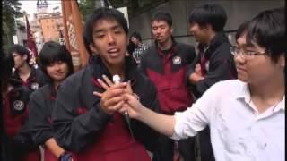 漕艇部インタビュー