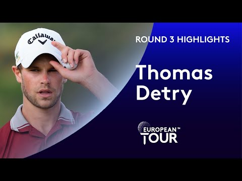 Thomas Detry ties the lead in Mauritius | Round 3 | 2020 AFRASIA BANK Mauritius Open