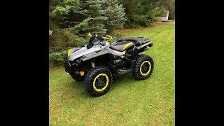 Can Am Outlander 1000 XXC