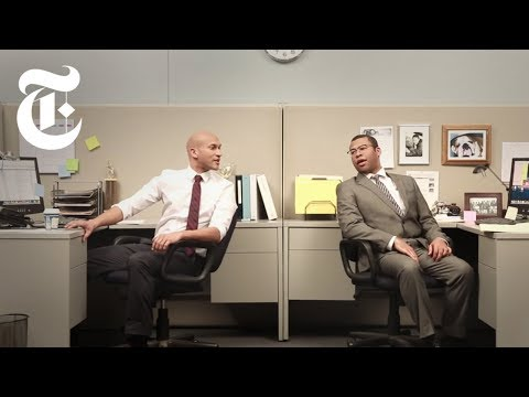 Key and Peele: Can You Be Too Nice at the Office?