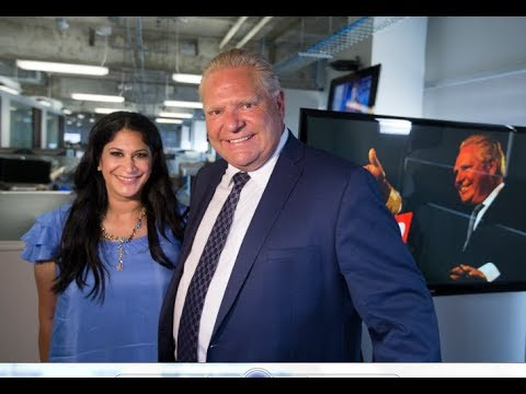 THE PEOPLE'S PREMIER: Exclusive Intervew with the next premier of Ontario!