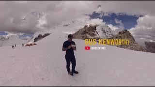 Tocllaraju High Camp - 360 HD Video!