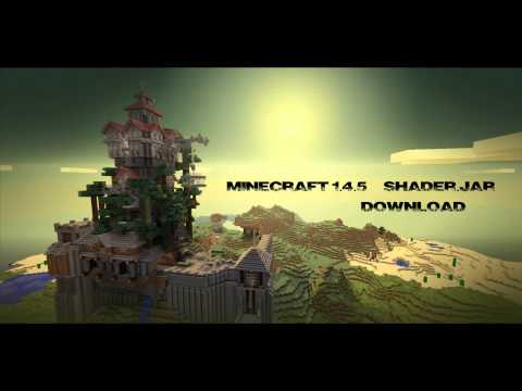Shader Mod 1.5.2 minecraft.jar + Download