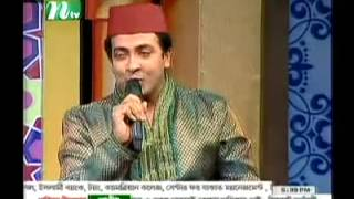 Actor Shakib Khan in PHP Quraner Alo Program