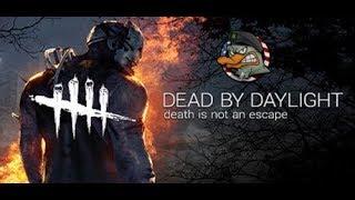 Dead by Daylight -PS4- 1st time Killer (Hag)/1st survivor Escape (Meg)
