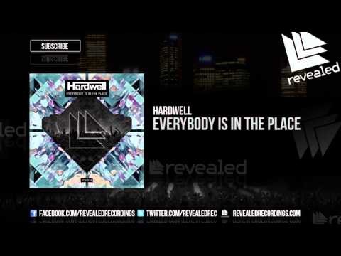 Hardwell - Everybody Is In The Place (out Now!) video