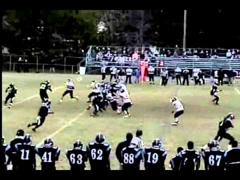 Tyler Kirton QB #7 2010 Freshman Highlights Bishop Kearney High School Varsity - 12/28/2010