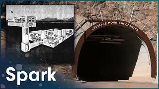 The US Defense Center That's Hidden Underground | Super Structures | Spark