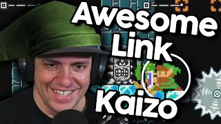 This Link Kaizo is a grind and a half | Super Mario Maker 2 Hard Levels