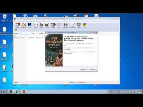como descargar age of mythology gold edition full para pc