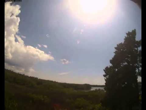 Cloud Camera 2015-08-10: Pasco Energy and Marine Center