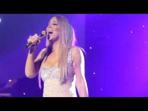 Mariah Carey - Without You (Sweet Sweet Fantasy Tour) - Oslo