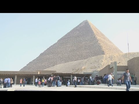 Egypt's tourism revives as more Chinese tourists flock to visit
