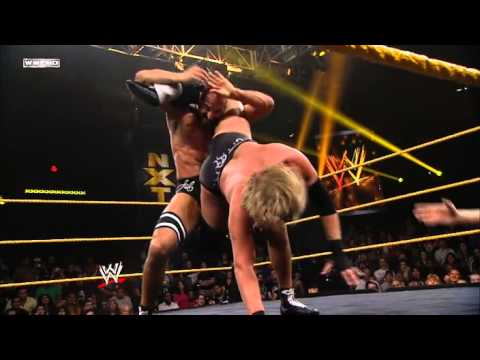 William Regal vs Antonio Cesaro NXT 12-25-2013