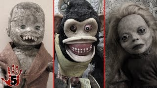 Top 5 Scary Toy Stories