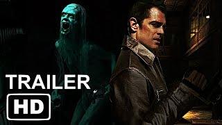 Outlast: Película Trailer (Fan-Made)
