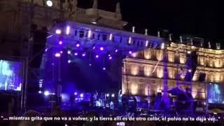 Concierto de Duncan Dhu - Salamanca - 10 de septiembre 2016